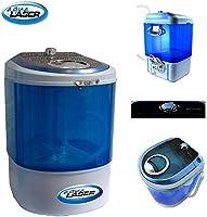 Compacto Mini lavadora camping lavadora Minilavadora carga ...