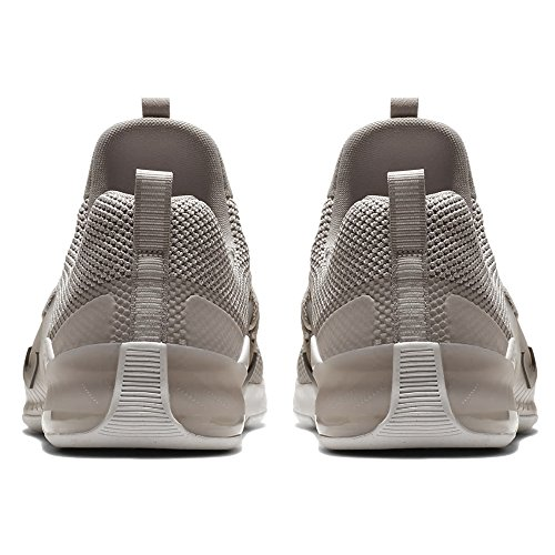 Nike Heren Zoomopdracht Sportschoenen Sfeer Grijs / Zwart-grote Grijs-wit