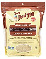 Bob's Red Mill Creamy Rice Hot Cereal (Brown Rice Farina), 737 Grams
