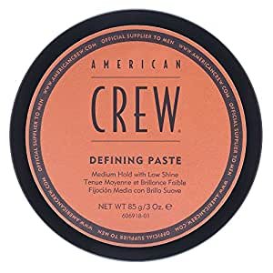 American Crew Defining Paste, 3 Ounce (Packaging May Vary)