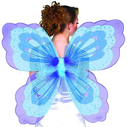 Jumbo Butterfly Wings - Amscan Jumbo Butterfly Wings | 12 Ct.