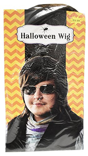 Simple Scene Sidepart Halloween Wig! Adult Wigs Perfect for Halloween Parties and Trick or Treating!]()