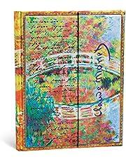 Monet - Bridge, Lettertomorisot Journal: Unlined Ultra