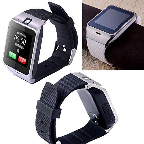 Efanr GV18 Bluetooth Smart Watch Phone Mate Bracelet Wristband Activity  Sport Exercise Fitness Sleep Tracker Pedometer Camera Support NFC SIM Card  for