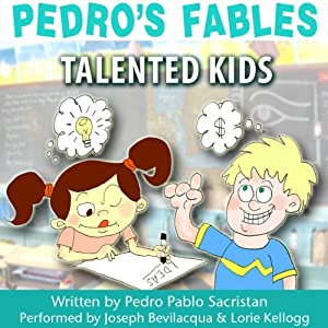 Pedro's Fables Audiobook