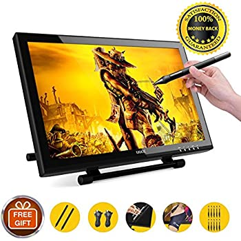 Ugee 1910B Pen display Drawing monitor Graphics Tablets with 2048 Pressure Sensitivity 19 Inch for Mac and PC