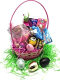 Kidstuff's Exclusive Ultimate Filled Surprise Easter Egg YouTube Surprise Egg or Basket Unboxing Blind Bag Kids Toys Surprises Birthday Gift (Super Ultimate NPK Collection Doll Girl Gift Basket)