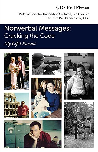 Amazon nonverbal messages cracking the code my lifes pursuit nonverbal messages cracking the code my lifes pursuit by ekman paul fandeluxe Images