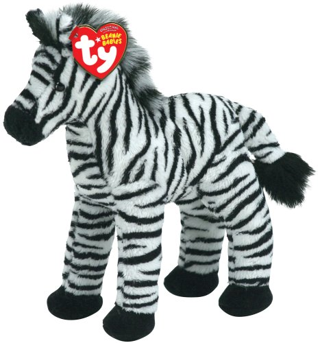 TY Beanie Baby - DIZZ the Zebra [Toy] (Zebra Baby Beanie)