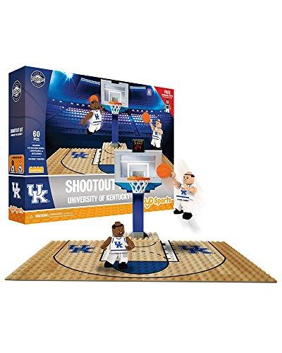Oyo Sportstoys NCAA Kentucky Wildcats Sports Fan Bobble Head Toy Figures, Blue/White, One Size