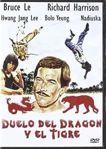 Duelo Del Dragon Y El Tigre [DVD]
