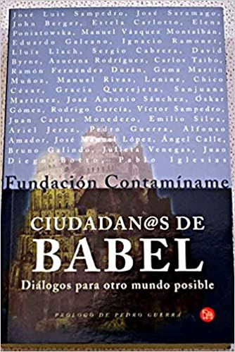 Ciudadan@S de Babel Fc Fundación Contaminame: Amazon.es ...
