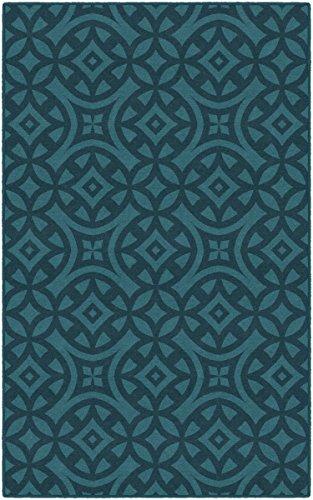 "Brumlow Mills EW10198-30×46 Harper Trellis Area Rug, 2'6″ x 3'10"", Turquoise Review"