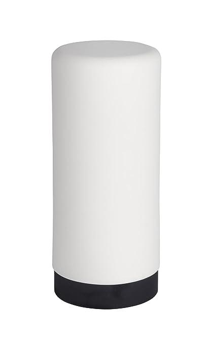Wenko Easy Squeez-E Dispensador de Detergente 0.25 L, Silicona, Blanco, 6x6x14