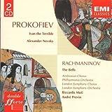 Prokofiev Ivan the Terrible / Alexander Nevsky Rachmaniov The Bells (1999) Audio CD