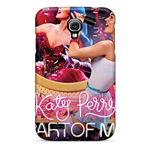 Ultra Slim Fit Hard NikRun Case Cover Specially Made For Galaxy S4- 2012 Katy Perry Part Of Me