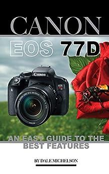 516Svro7QdL. SY346  - Canon 77D Review! The BEST DSLR Under $1000!