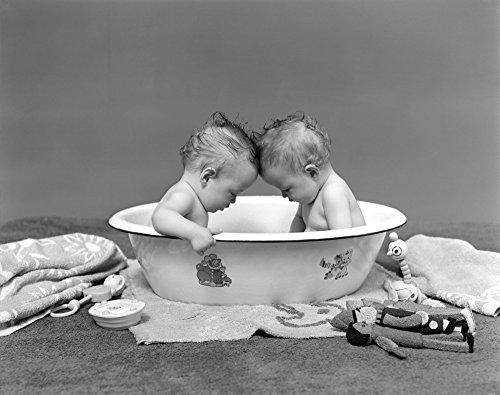 vintage baby tub - 2