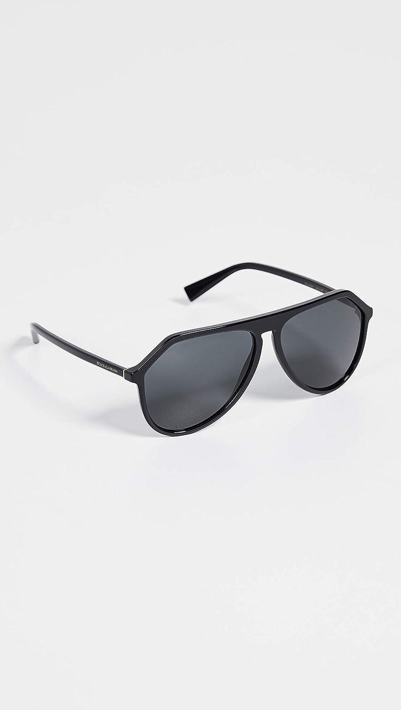 48343171fc25 Amazon.com  Dolce   Gabbana Men s DG4341 Sunglasses