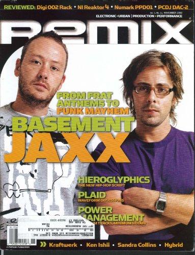 REMIX Basement Jaxx Heiroglyphics Plaid Ed Handley Andy Turner 11 - Remix Andy