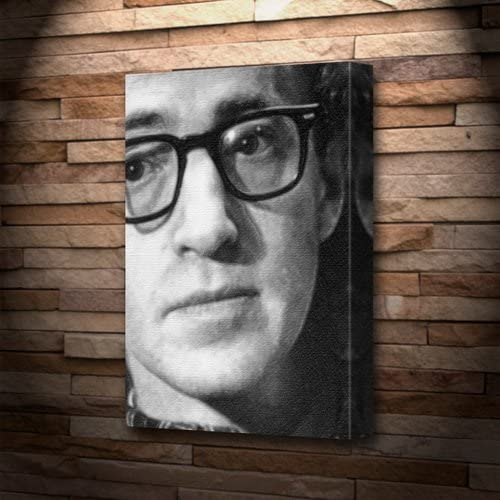 Art print POSTER CANVAS Woody Allen