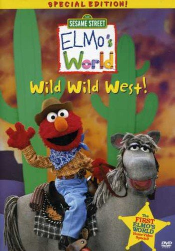 Elmo's World: Wild Wild West! (Special Edition) (Exchange 2010 Enterprise)