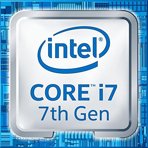 Intel Core i7-7700K Desktop Processor 4 Cores up to 4.5 GHz unlocked LGA 1151 100/200 Series 91W