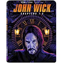 JOHN WICK 1-3 4K + DIGITAL