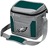 NFL Philadelphia Eagles 9 Can Soft-Sided Cooler with Ice, Green
