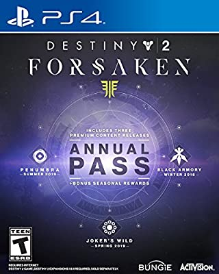 Destiny 2: Forsaken Twister Parent
