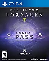 Destiny 2: Forsaken Annual Pass - PS4 [Digital Code]