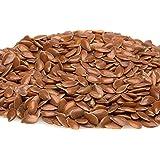 Bulk Herbs: Flax Seeds, whole (Organic)