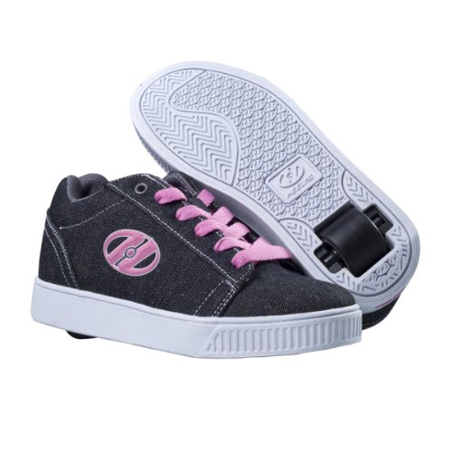 Heelys STRAIGHT UP Schuh 2014 pink/charcoal/white 40.5 pink/charcoal/white