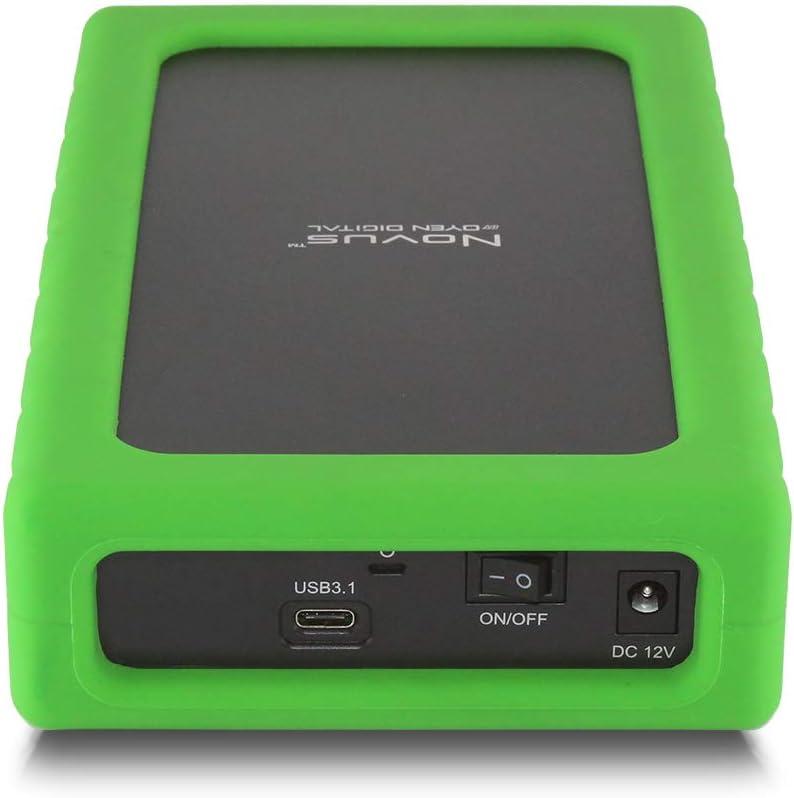 Oyen Digital Novus 6TB External USB-C Rugged Gaming Hard Drive for Xbox One//X//S