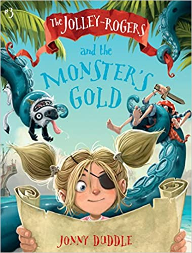 Image result for jolley rogers and the monsters gold