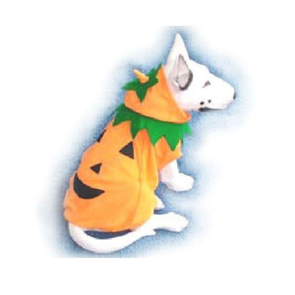 Dog Costume-Pumpkin Costumes Dress Your Dogs Like Orange Pumpkins