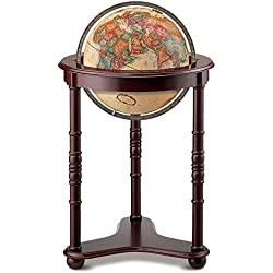 Replogle Globes Westminster Globe, Antique Ocean, 16-Inch Diameter