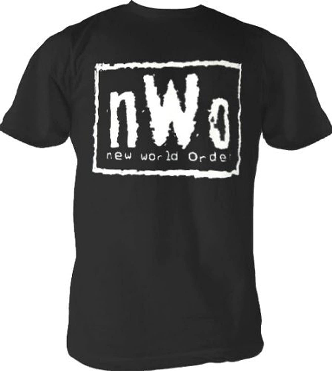 Amazon.com: New World Order Men's NWO Wrestling T-shirt: Clothing