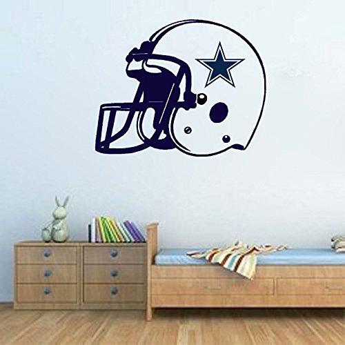 farragut-football-helmet-with-star-on-sale-sports-inspired-wall-decals-boys-room-wall-decor-art-9x12