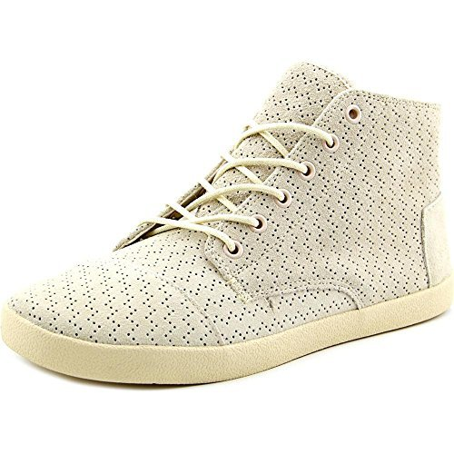 Toms Womens Paseo High (9.5 D(M) US, Wisper Suede Perf)