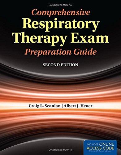 Comprehensive Respiratory Therapy Exam Preparation Guide (book)