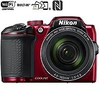 Nikon COOLPIX B500 16MP 40x Optical Zoom Digital Camera with wifi