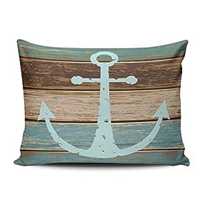 516SzNvTEbL._SS300_ 100+ Nautical Pillows & Nautical Pillow Covers