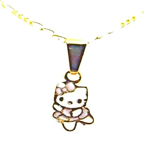 aspetto dettagliato prezzo imbattibile nuovo stile di vita Kids Bijoux-Ciondolo bambina, Hello Kitty ballerina ...