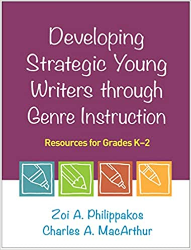 Developing Strategic Young Writers Through Genre