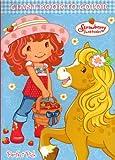 Strawberry Shortcake Big Fun Book to Color ~ Flower Friends, , 1403716811