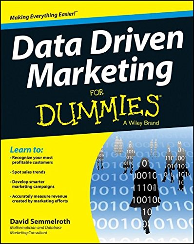 Data Driven Marketing For Dummies (Direct Sales For Dummies compare prices)