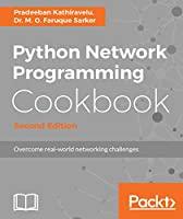 Python Network Programming Cookbook, 2nd Edition Front Cover