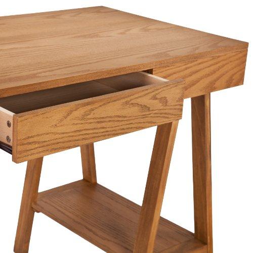 SEI Dante Desk, Oak