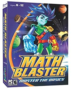 Math Blaster: Master the Basics